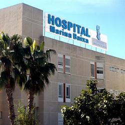 Hospital Marina Baixa. Villajoiosa.