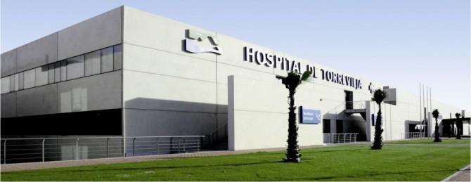 Inspección Periódica Ascensores Hospital Torrevieja