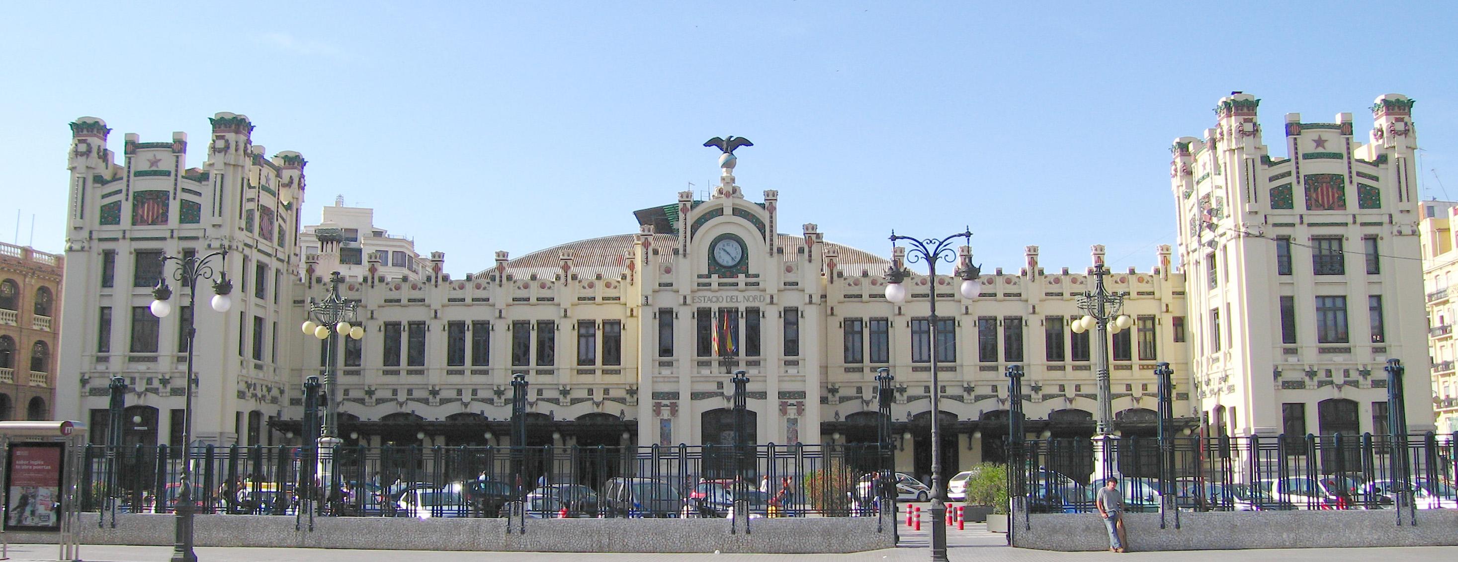 Inspección Periódica Ascensores Estación del Norte de Valencia